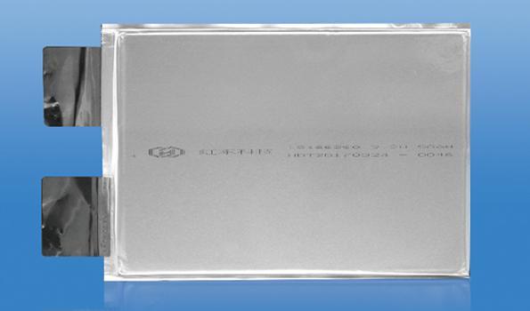 5.5AH钴酸锂电池